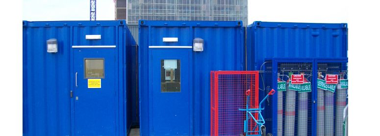 Modular containerized systems image